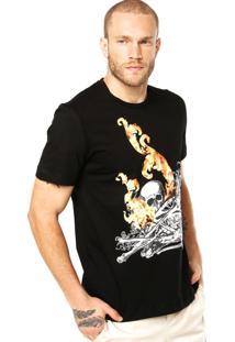 Camiseta Alexandre Herchcovitch Preta