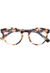 R  2845,00. Farfetch Valentino Eyewear Óculos De Sol  Rockstud  - Marrom 074990e2e3