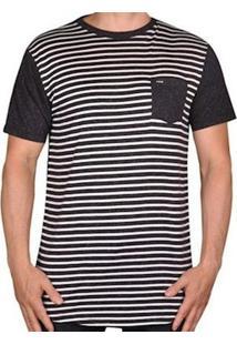Camiseta Lock Hurley Masculino - Masculino