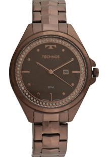 Relógio Technos 2015Cby/4M Marrom