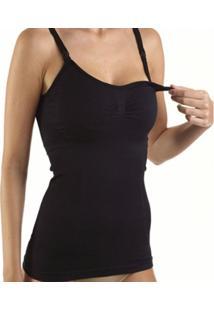 Camiseta Amamentação Com Compressão - Dica047 Dica De Lingerie