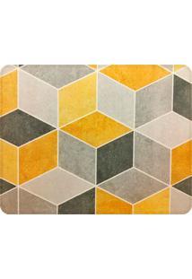 Tapete Love Decor Sala Wevans Illusion Yellow Único