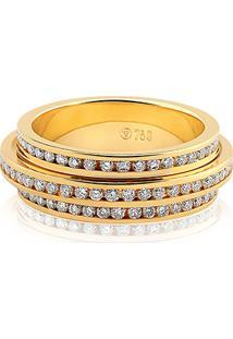 0d6f4a21e64 Aliança Casamento Diamante feminina