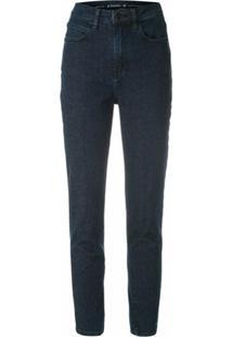 Osklen Calça Jeans Skinny - Azul