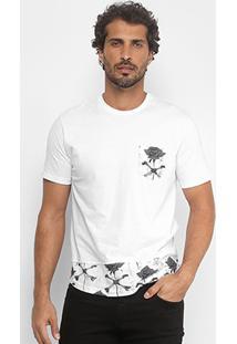 Camiseta Mood Printed Masculina - Masculino