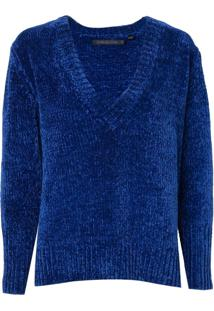 Blusa Sparkle (Azul Medio, G)