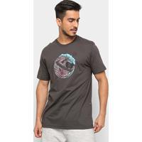 88b5e81291b85 Camiseta Mcd Wave Logo - Masculina - Masculino