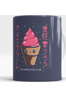 Caneca Ice Cream Lovers Club