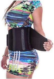 Cinta Modeladora Selten De Cintura Abdominal Protetor De Lombar - Feminino