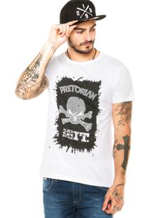 Camiseta Pretorian Break It Branca