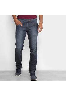 Calça Jeans Slim Biotipo Fit Masculina - Masculino-Jeans