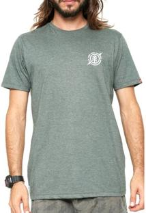 Camiseta Masculina Element Skate Zues Timber - Masculino