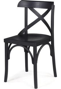 Cadeira Bristol Preto 79 Cm (Alt) - 46017 - Sun House