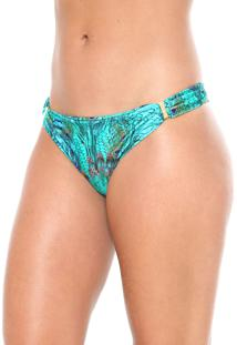 Calcinha Blue Man Tanga Kaiak Fantastic Verde