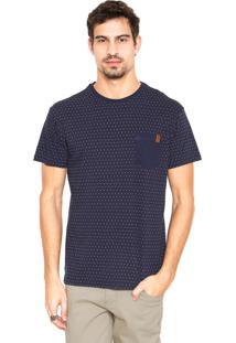 Camiseta Reserva Poás Azul