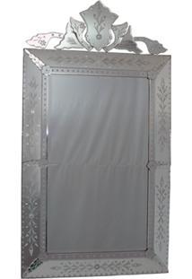 Espelho Veneziano Bisotado Decorativo Sala Quarto Als 49