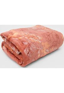 Cobertor Jolitex Casal Vermelho