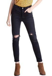 Calça Jeans Levis 501 Skinny - 30X32