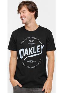 Camiseta Oakley Mod O-Legs 2.0 Masculina - Masculino