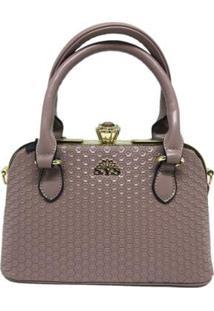 Bolsa Casual Sys Fashion 8534 Feminina - Feminino-Rosa