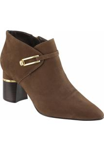 Bota Ankle Boot 81701 - Petrus Fossil