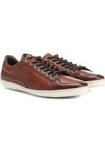 Sapatênis Shoestock Couro - Masculino