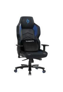 Cadeira Gamer Reclinável Magna Acqua Elements Gaming C/ Almofada Lombar