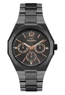 669f518c9b6 -20% Relógio Technos Feminino Ladies Preto