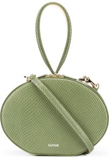 Cafuné Clutch Egg - Verde