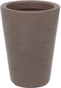 Vaso Terra Cone Rusty 30Cm