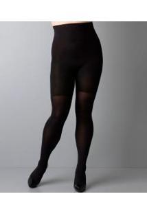 c7e57e428 Lingerie.com.br. Meia-Calça Opaca Actionwear Fashion Plus Size (5479) Fio 40  Denier