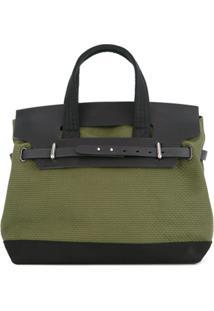 Cabas Bolsa 'Nº55' - Verde