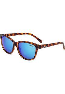 Óculos De Sol Colcci Sharon Tartaruga Feminino - Feminino-Amarelo
