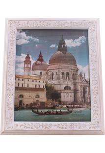 Porta Retrato Minas De Presentes 1 Foto 20X25Cm Branco