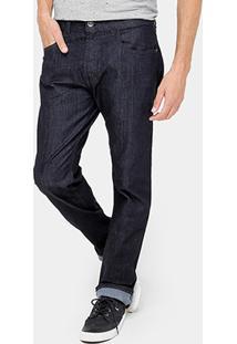 Calça Jeans Ellus Slim Fit Light Cross Masculina - Masculino