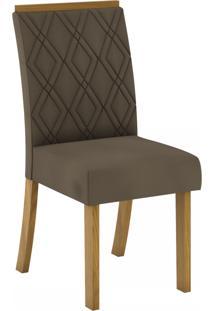 Cadeiras Para Cozinha Vita Nature/Bege - Henn