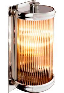 Luminária De Parede De Cristal Hook