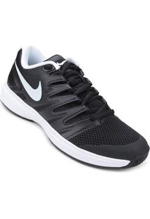 Tênis Nike Air Zoom Prestige Hc Masculino - Masculino-Preto+Branco