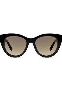 Óculos De Sol Jimmy Choo Preto feminino   Gostei e agora  9320e1b1f5