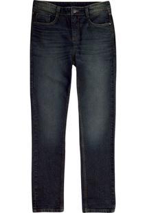 Calça Jeans Skinny Masculina Hering Eco Edition