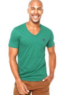 Camiseta Forum Slim Verde