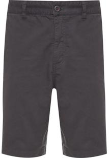 Bermuda Masculina Chino Light - Preto