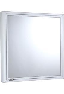 Armário Para Banheiro De Sobrepor 51X49Cm Branco