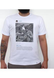 Mr. Spock - Camiseta Clássica Masculina