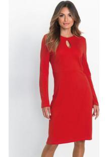 48b9c5011 Vestido Bonprix Vermelho feminino | Gostei e agora?