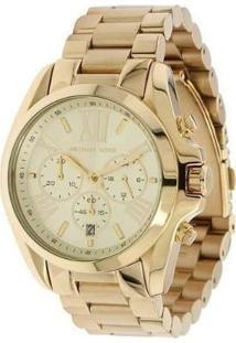 52dcc85dc35d1 Relógio Digital Dourado Michael Kors feminino   Gostei e agora