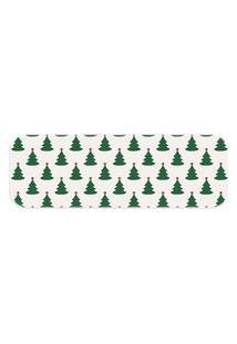 Passadeira Love Decor Wevans Pinheiros Natalinos Verde