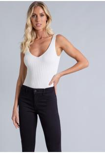 Calça Jeans Skinny Bali Preto Reativo - Lez A Lez