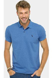 Camisa Polo Reserva Piquet Masculina - Masculino