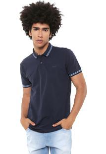 bc9ccafc3 Camisa Pólo Azul Marinho Colcci masculina | Moda Sem Censura